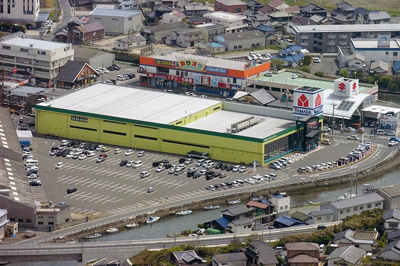 武久商業開発(山口県下関市)
